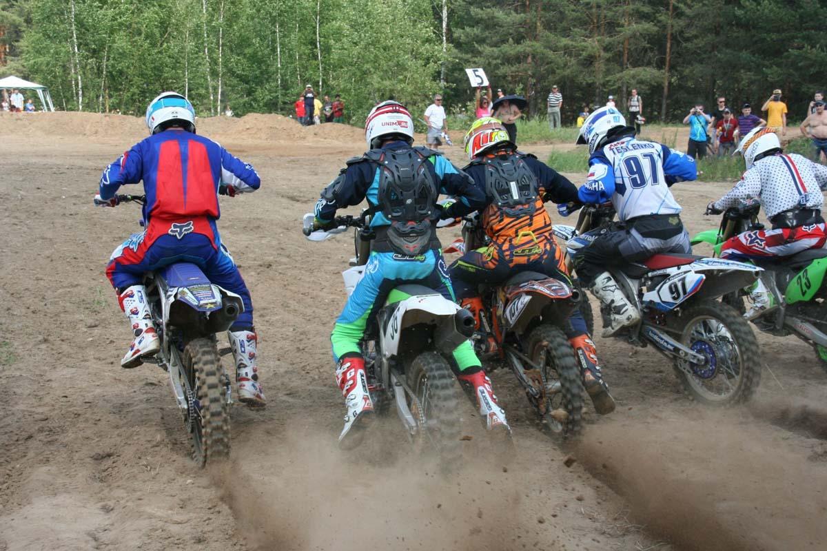 Мотокросс в Щелково