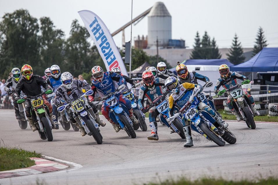 3-й этап Чемпионата Балтии по супермото, Эстония